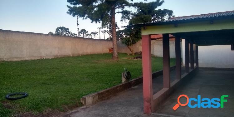 Casa piraquara - estados 3, terreno 800m², 2 casas 100m² e 30m²