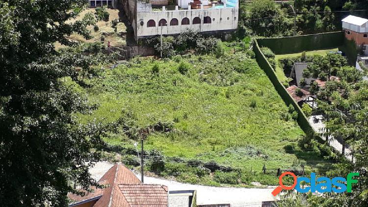 Terreno - venda - campos do jordao - sp - capivari