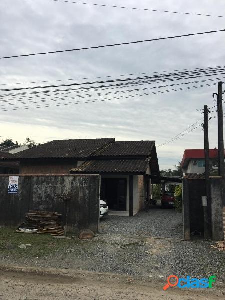 Residência a venda em joinville bairro vila nova