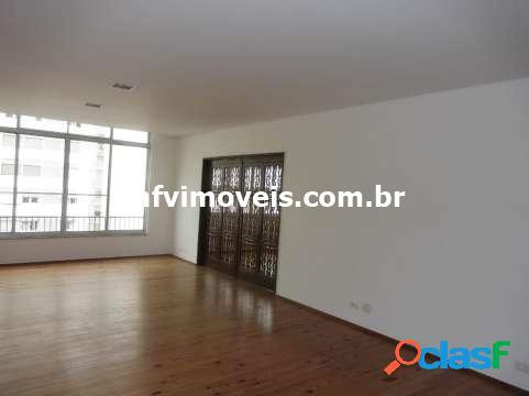 Apartamento 3 quartos para alugar na r. peixoto gomide - jardim paulista