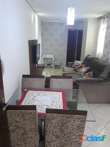 Cobertura se condomínio 2 dormitórios (parque capuava)