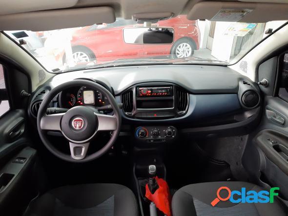 Fiat uno attractive 1.0 fire flex 8v 5p preto 2020 1.0 flex