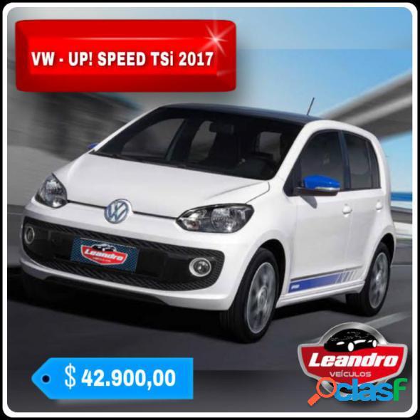 Volkswagen up! speed 1.0 tsi t. flex 12v 5p branco 2017 1.0 flex