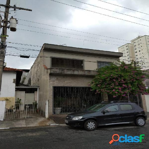 VILA SANTA ISABEL | SOBRADO | 242 m² | OCASIÃO | LEILÃO | FINANCIA | AC. FGTS