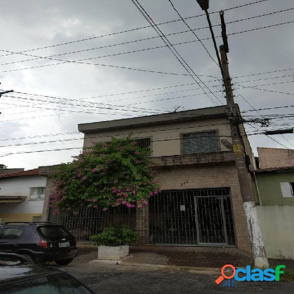 VILA SANTA ISABEL | SOBRADO | 242 m² | OCASIÃO | LEILÃO | FINANCIA | AC. FGTS 1