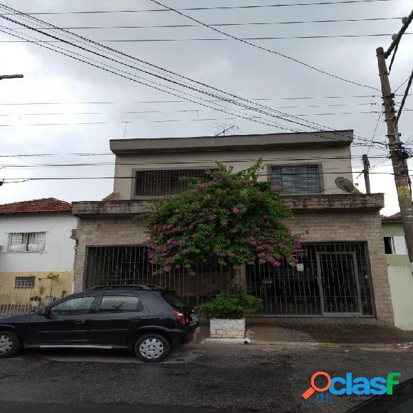 VILA SANTA ISABEL | SOBRADO | 242 m² | OCASIÃO | LEILÃO | FINANCIA | AC. FGTS 2