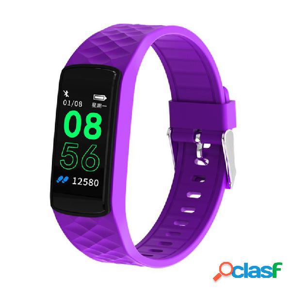 Sn66 ips tela dinâmica ui 24 horas hr pressão arterial modo de esportes de carregamento usb relógio inteligente banda