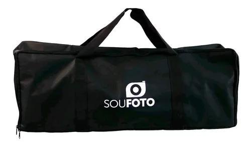 Bag case mala bolsa p/ tripés iluminação estúdio foto