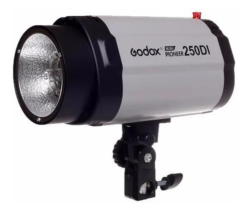 Flash para estudio fotografico godox 250di