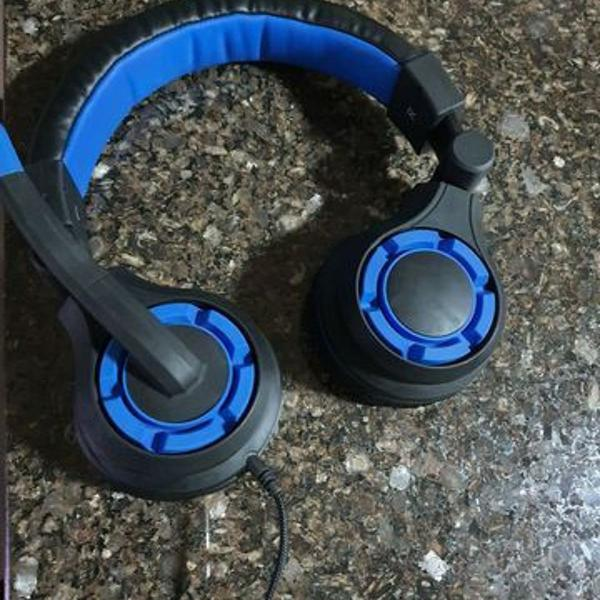 Headset gamer 7.1 headset dreamgear grx-340 ps3 ps4 pc xbox