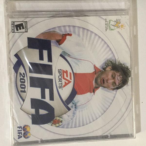 Jogo fifa 2001