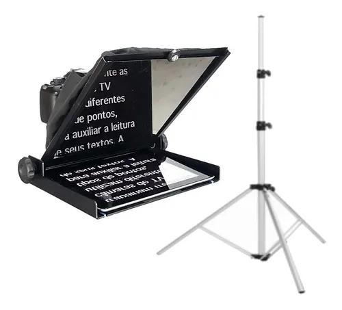 Kit completo teleprompter gazprompter original