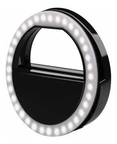 Led iluminador 5 w led sg-11 led celular selfie ring light