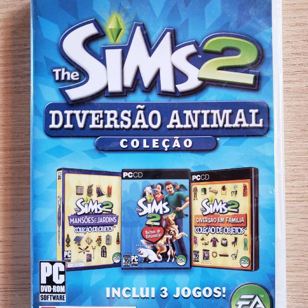 Pacote the sims 2