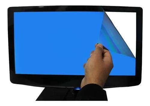 Película polarizadora lcd led tv 32 pol + espatula brinde