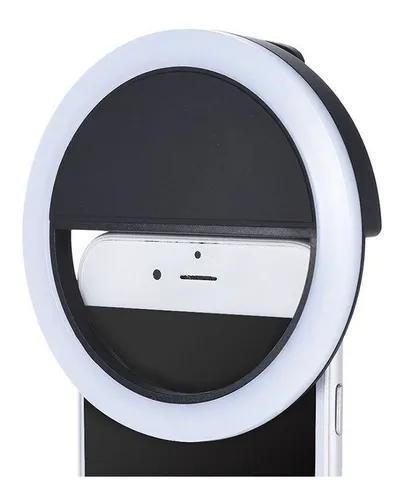 Ring light para celular sg-11 mini self selfie foto - envio