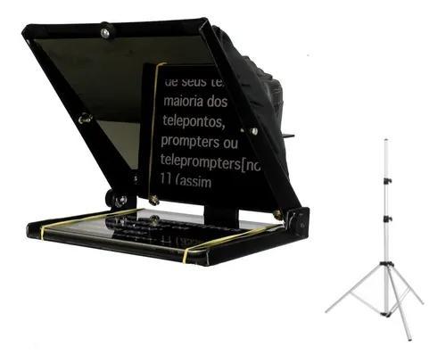 Teleprompter gazprompter13 para tablets até 13 pol com