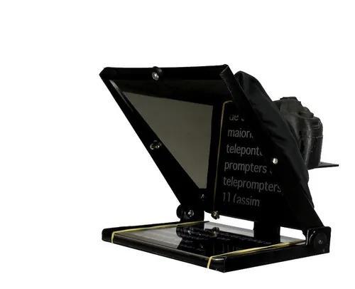 Teleprompter gazprompter13 para tablets até 13 polegadas