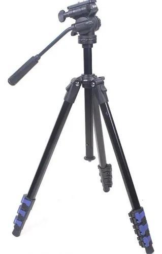 Tripé wf-5316 hidráulico profissional para filmag