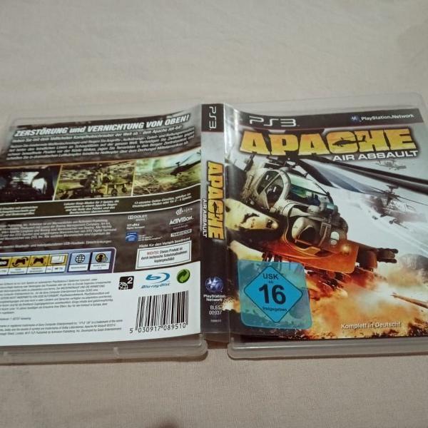 Apache: air assault ps3 play3 44#