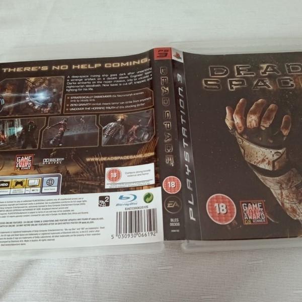 Dead space usado play3 15#e