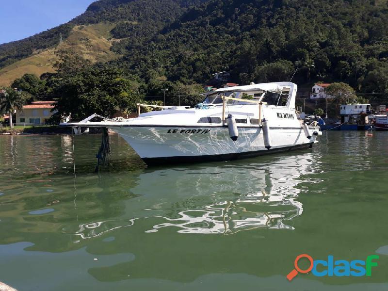Fretamento de barcos e lanchas em são sebastião e ilhabela pesca e passeios