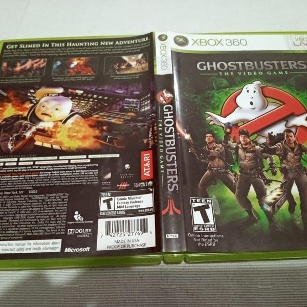 Ghostbusters: the video game original usado xbox360 30#