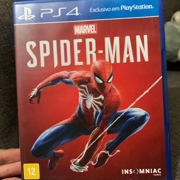 Jogo spider man play 4