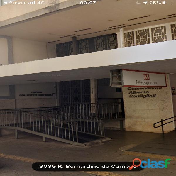 vendo sala comercial calçadão São José do Rio Preto. 12