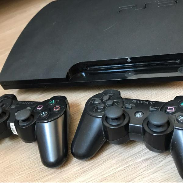 Videogame ps3 500 gb