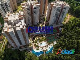 Apartamento para venda bairro residencial resort tamboré