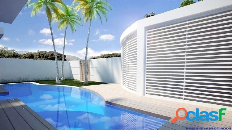 """ca945 - casa em condomínio, venda, americana, riviera tamborlin 450 m2, d"