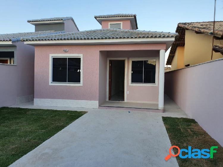 Linda casa rosa em área nobre de itaipuaçu !!!
