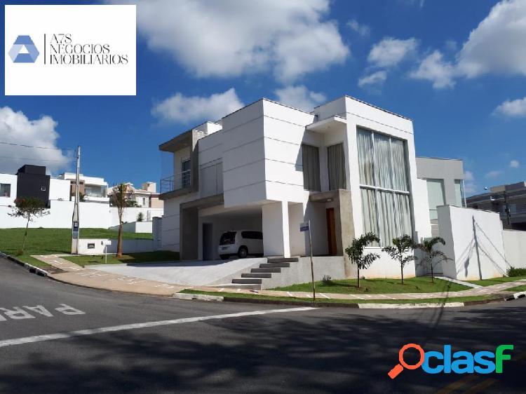 Casa à venda condomínio parque esplanada com 301,77m² - votorantim - sp