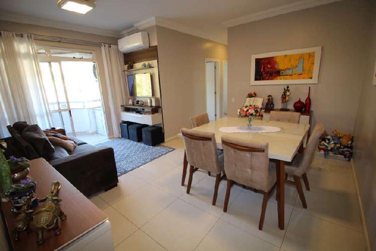Apartamento para venda com 90 metros quadrados com 3 quartos