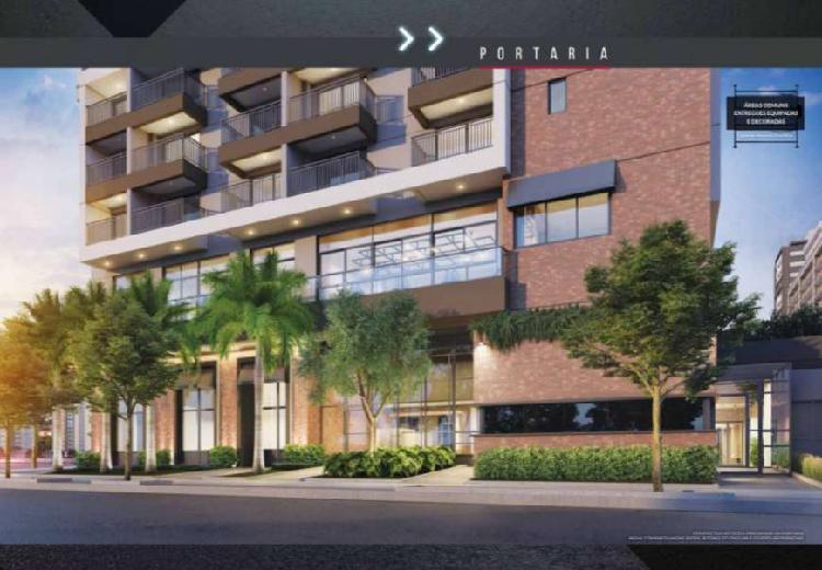 Apartamento para venda tem 68 metros quadrados com 2 quartos