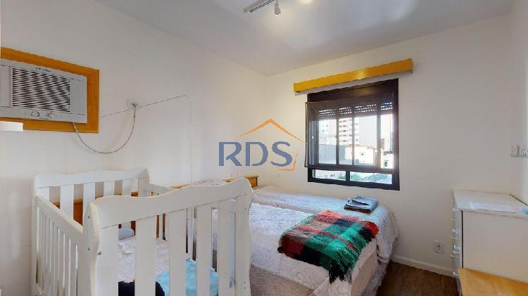 Apartamento à venda no santa cecília - são paulo, sp.