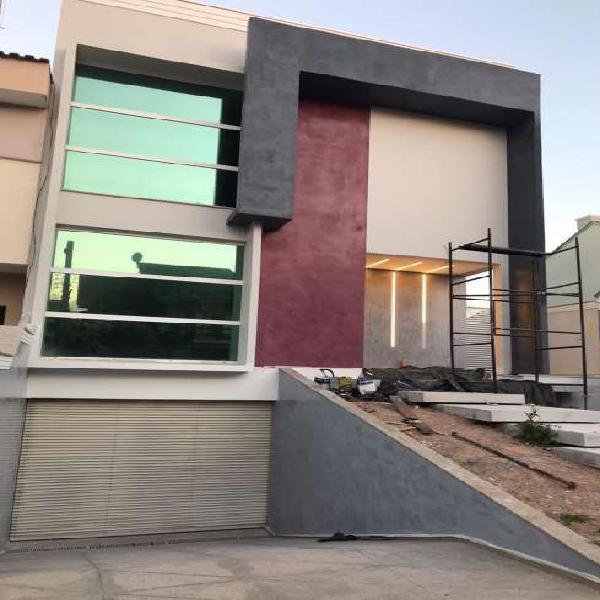 Casa sobrado venda condomínio aruã 4 quartos/suítes