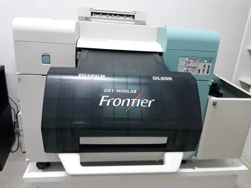 Dry minilab fujifilm dl600 (máquina completa)