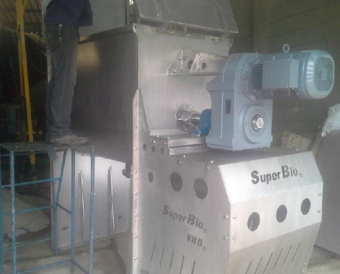 Equipamento de mistura usado em aço inox 304
