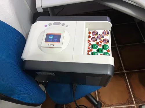 Impressora de foto térmica hiti 510s, cabines 10x15 e 05x15