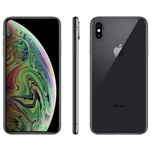 Iphone Xs Max 64gb 2gb Ram 12mp Cinza Espacial Apple