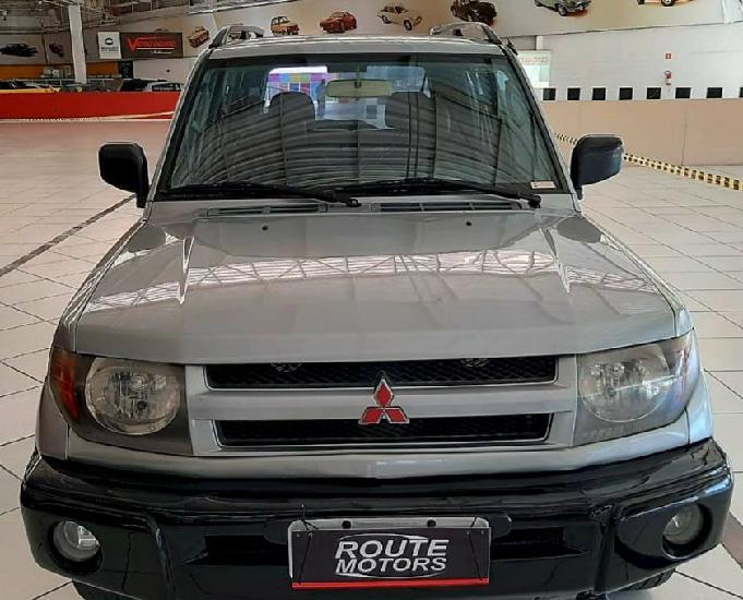 Mitsubishi pajero 2.0 4x4 automática 2000