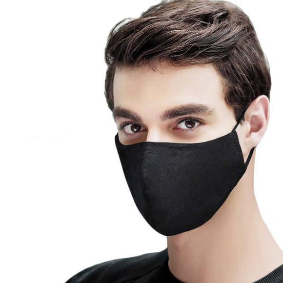 Máscara de proteção, não descartável lavável, tipo