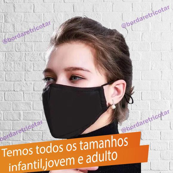 Máscara de tecido - 2 unidades