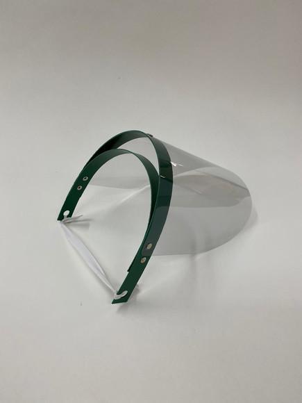 Protetor facial face shield - máscara de proteção