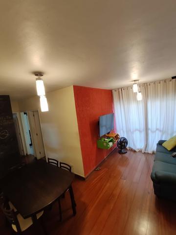 Pronto p/ morar, apto pilotis 82 m², 4 qts, todo mobiliado