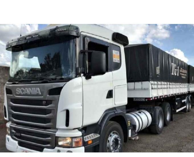 Scania g 420 6x4 ano 201010