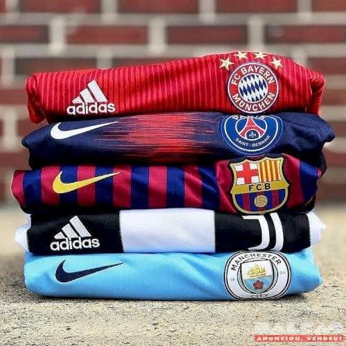 Seja revendedor camisas futebol brasil e do mundo 100% lucro