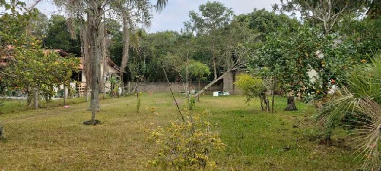 Terreno ampla a venda em garopaba no bairro campo duna com